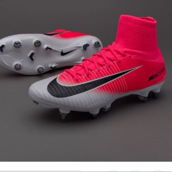 4cb87aa5d58 Nike Mercurial Superfly V SG-PRO Size 12.5